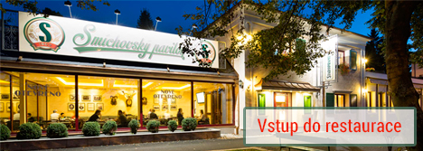 Restaurace Smíchovský pavilon Karlovy Vary