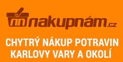 nakupnam.cz - chytrý nákup potravin Karlovy Vary