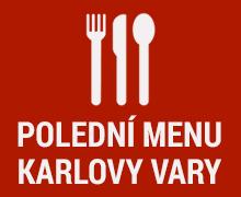 Polední menu Karlovy Vary