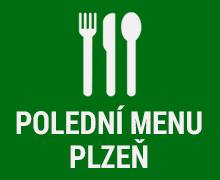 Polední menu Plzeň
